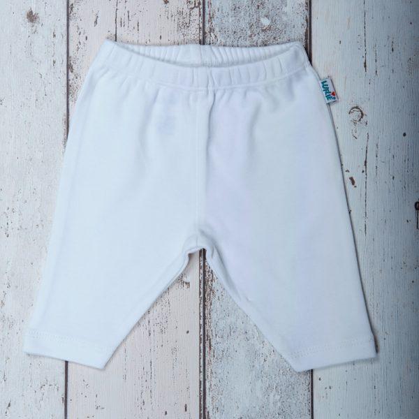 luflie broekje wit
